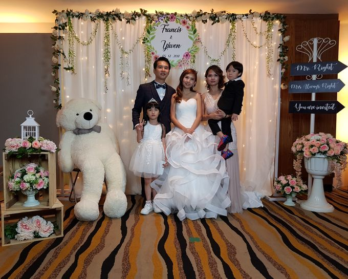 Happy Marriage To Francis and Yiwen by EPeak Event Solutions - 025