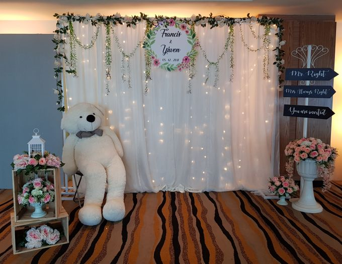Happy Marriage To Francis and Yiwen by EPeak Event Solutions - 008