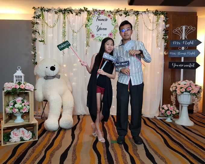Happy Marriage To Francis and Yiwen by EPeak Event Solutions - 020