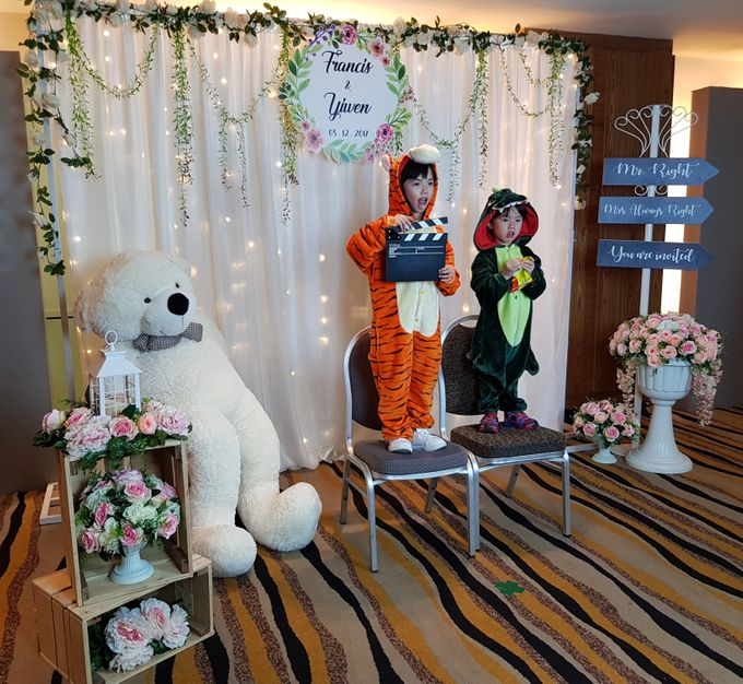 Happy Marriage To Francis and Yiwen by EPeak Event Solutions - 027