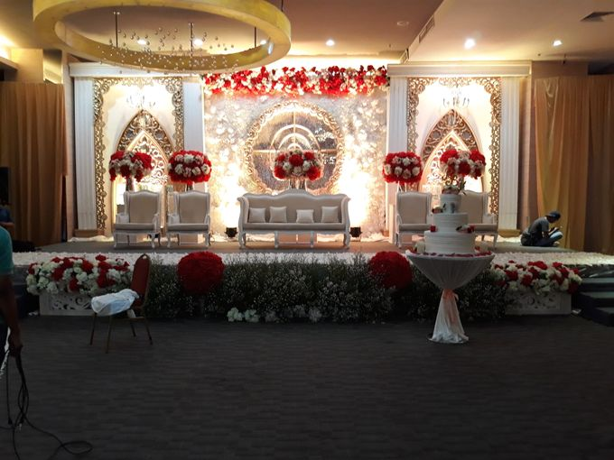 Wedding Rubi & Bianca - 09 Desember 2017 by Kirana Two Function Hall - 001