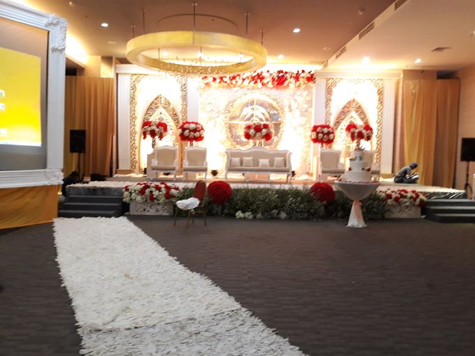 Wedding Rubi & Bianca - 09 Desember 2017 by Kirana Two Function Hall - 004