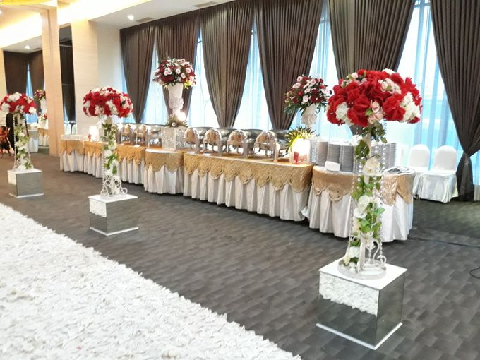 Wedding Rubi & Bianca - 09 Desember 2017 by Kirana Two Function Hall - 008