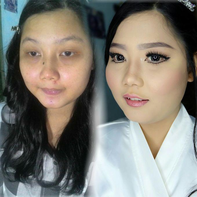 Wedding Makeup Course by VidJei Makeup - 003