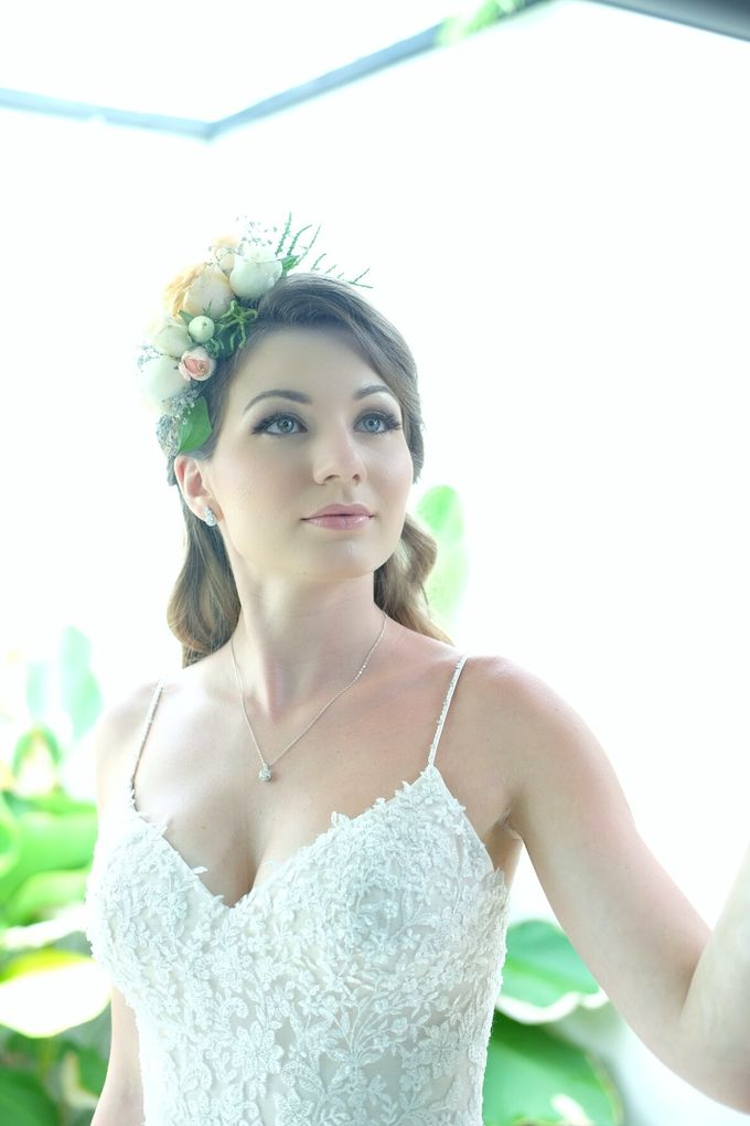 The Bride Elena by Beyond Makeup Indonesia - 006