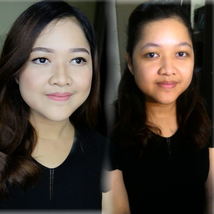 Personal makeup course by VidJei Makeup - 004