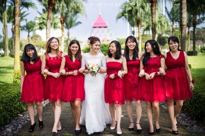 Actual Wedding Day by Kevin Ho Photography - 044