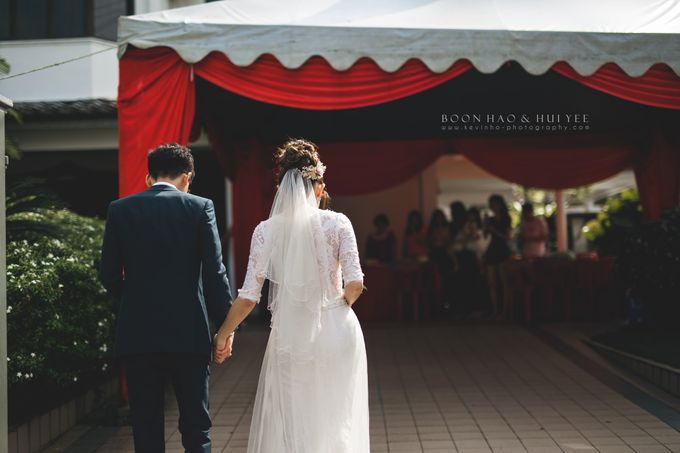 Actual Wedding Day by Kevin Ho Photography - 046