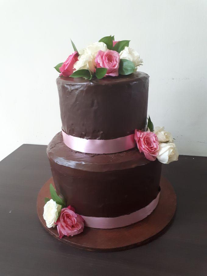 Chocolateeee..... Yummmm But Elegance by Sugaria cake - 002