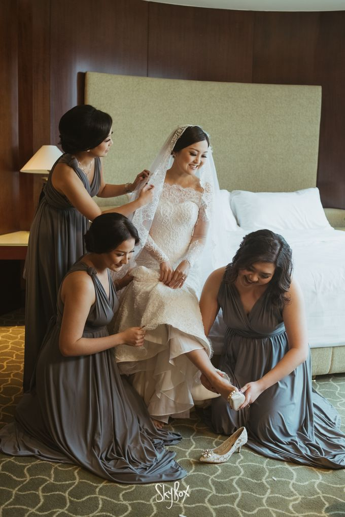 Mingle Intimate Wedding by MALVA Bridesmaids - 001