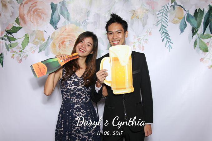 Wedding Photobooth - Daryl n Cynthia 2017 by DREAMKATCHER - 001
