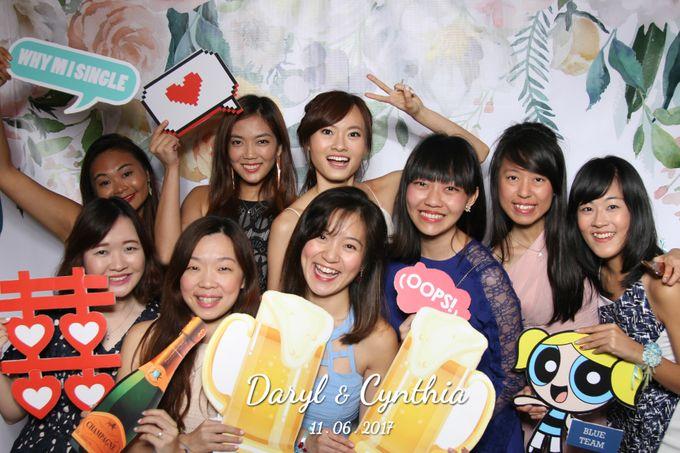 Wedding Photobooth - Daryl n Cynthia 2017 by DREAMKATCHER - 004