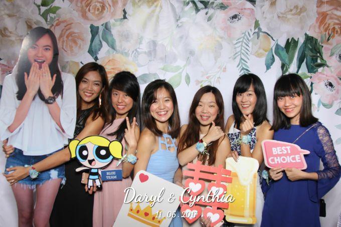 Wedding Photobooth - Daryl n Cynthia 2017 by DREAMKATCHER - 005