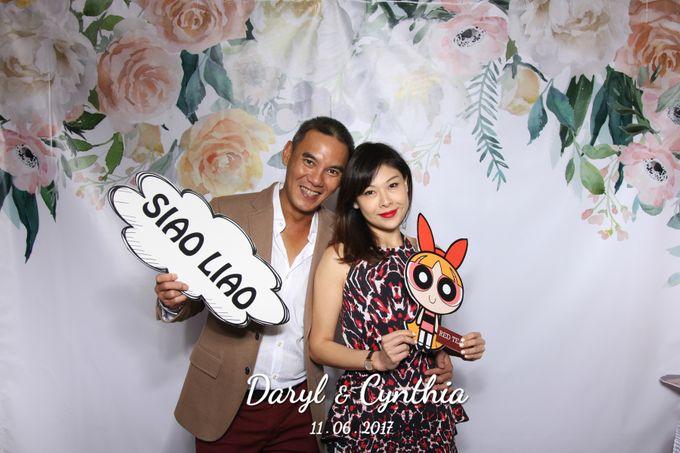 Wedding Photobooth - Daryl n Cynthia 2017 by DREAMKATCHER - 006