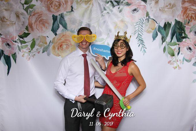 Wedding Photobooth - Daryl n Cynthia 2017 by DREAMKATCHER - 003