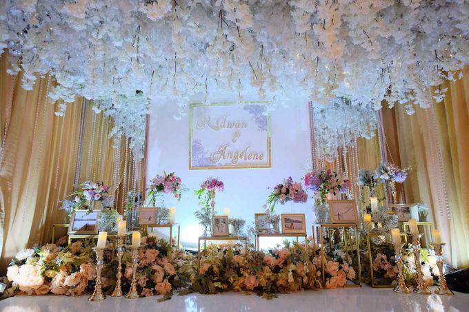 Ridwan and Angelene by The Ritz-Carlton Jakarta, Mega Kuningan - 003