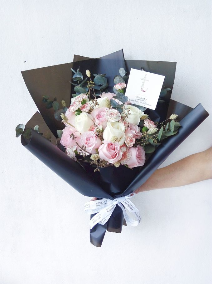 Gift Bouquet by Tiffany's Flower Room - 027