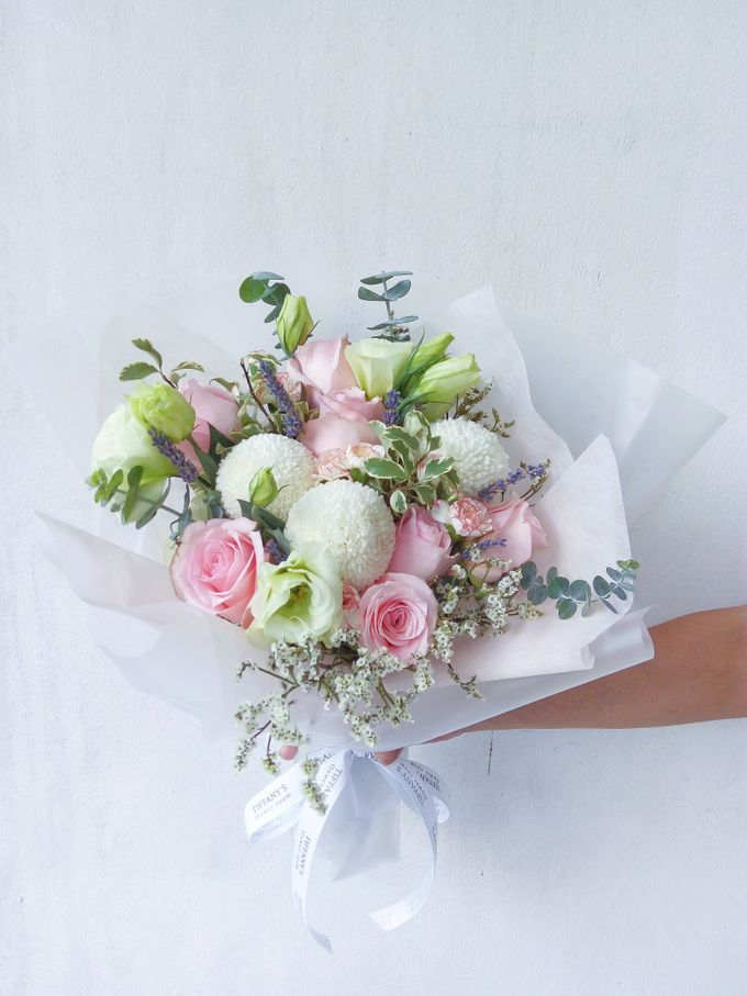 Gift Bouquet by Tiffany's Flower Room - 029