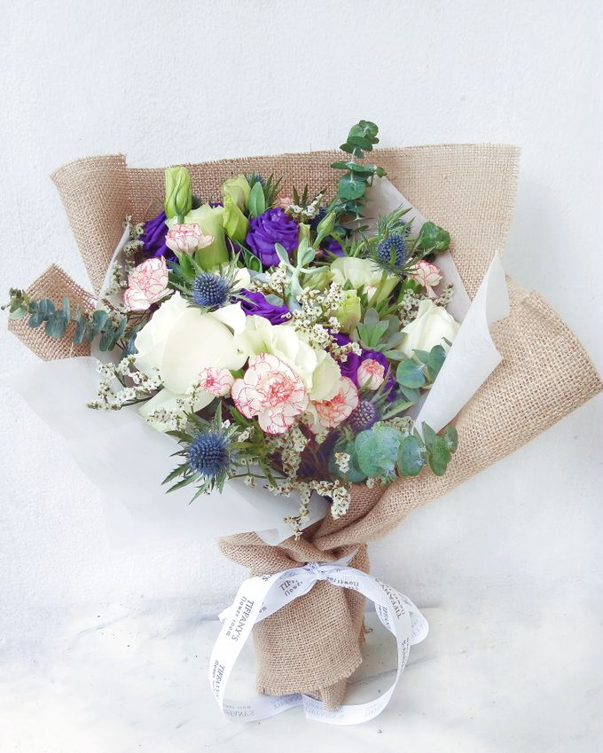Gift Bouquet by Tiffany's Flower Room - 032