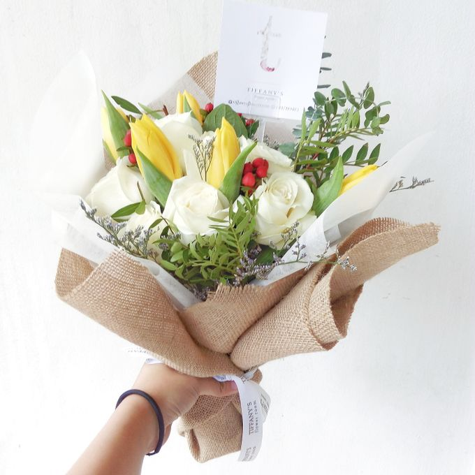 Gift Bouquet by Tiffany's Flower Room - 031