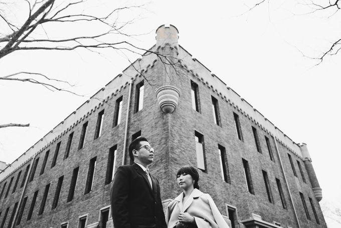 Prewedding of  Alfian & Nerissa by PERIPLE PICTURE - 002