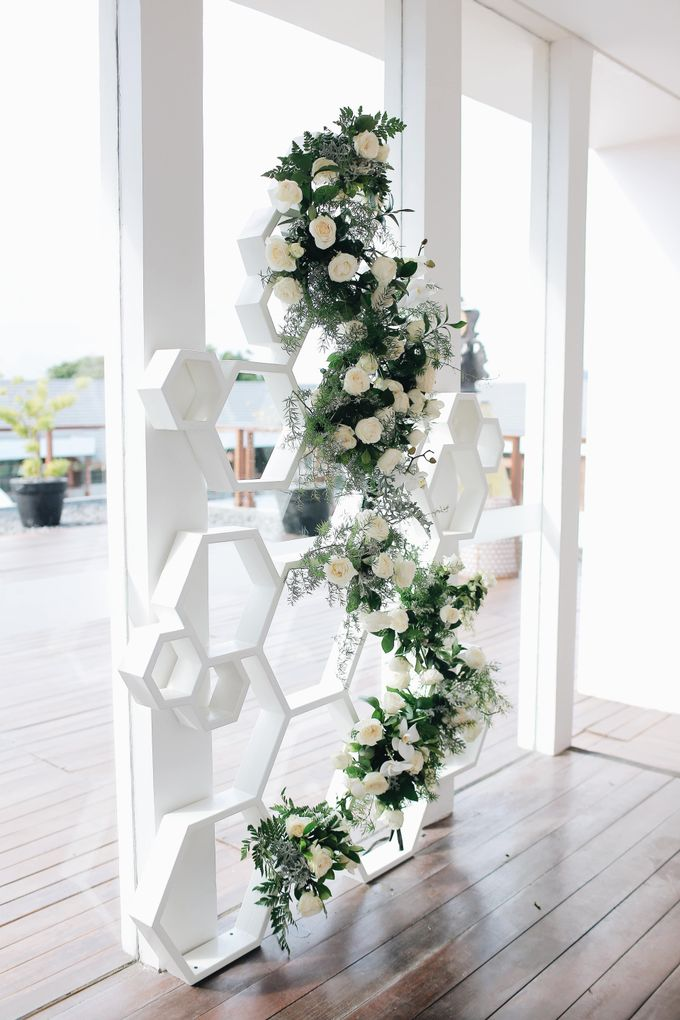 The Wedding of Jay & Rebecca by PMG Hotels & Resorts - 003