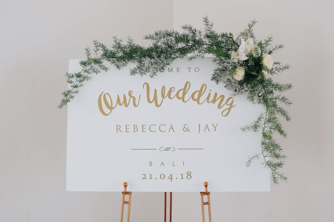 The Wedding of Jay & Rebecca by PMG Hotels & Resorts - 009