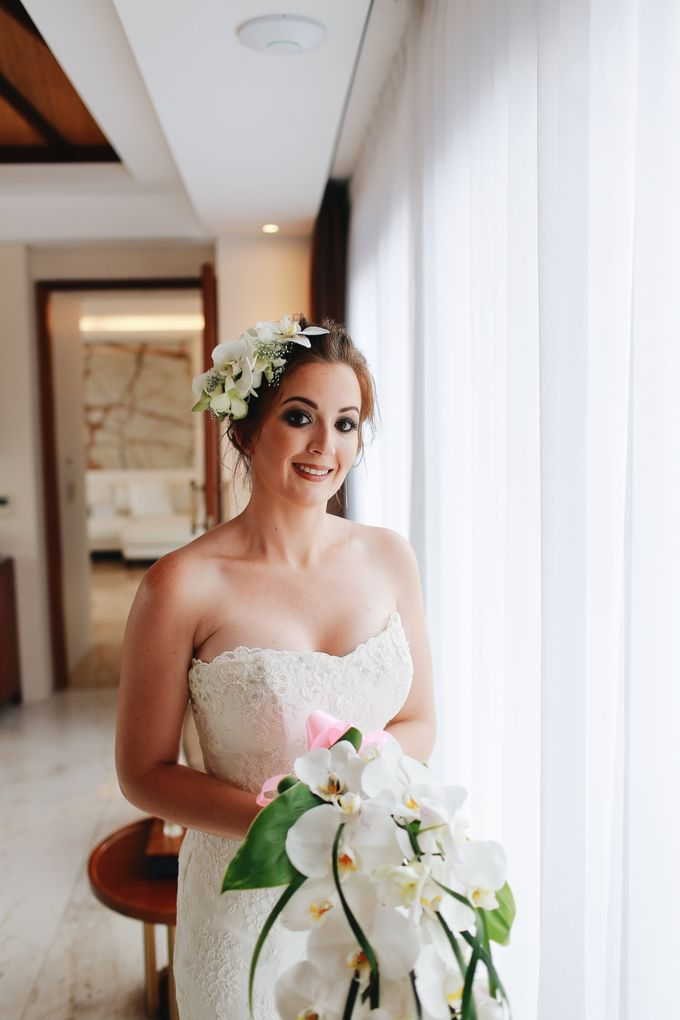 The Wedding of Jay & Rebecca by PMG Hotels & Resorts - 013