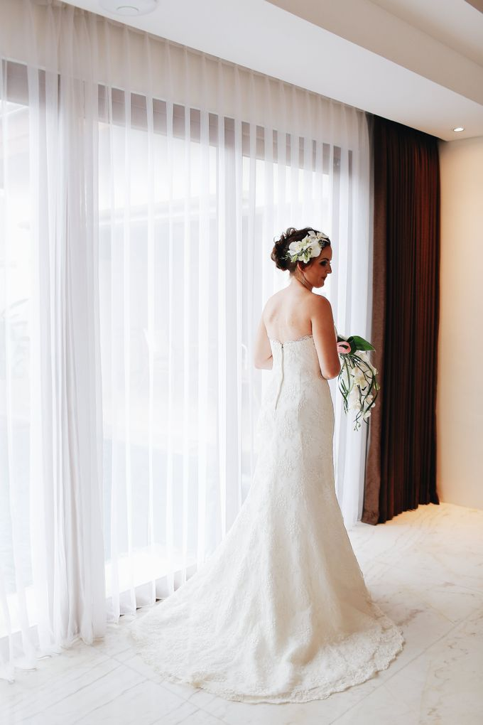 The Wedding of Jay & Rebecca by PMG Hotels & Resorts - 011