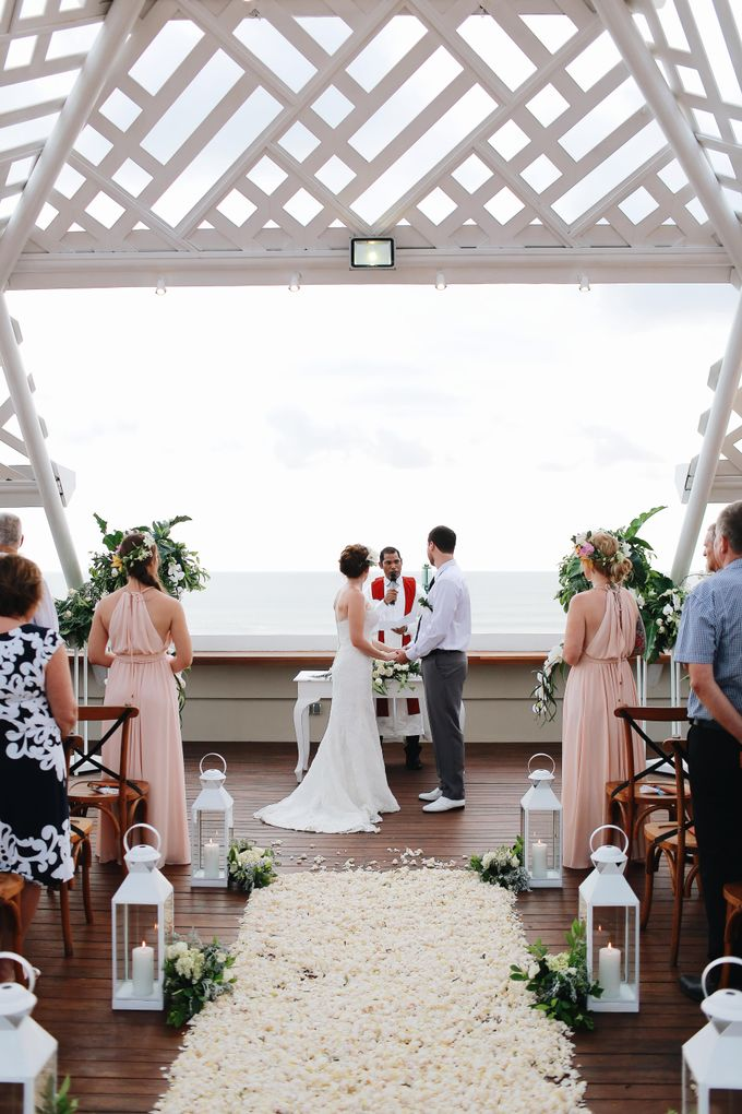 The Wedding of Jay & Rebecca by PMG Hotels & Resorts - 027