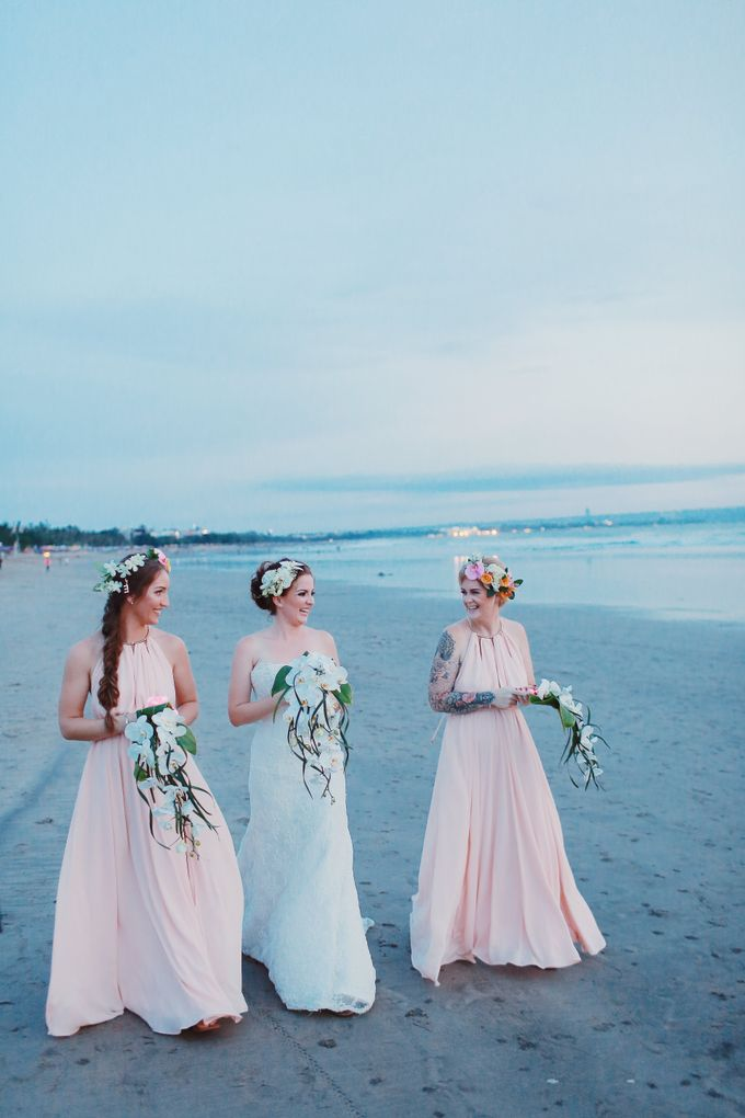 The Wedding of Jay & Rebecca by PMG Hotels & Resorts - 033