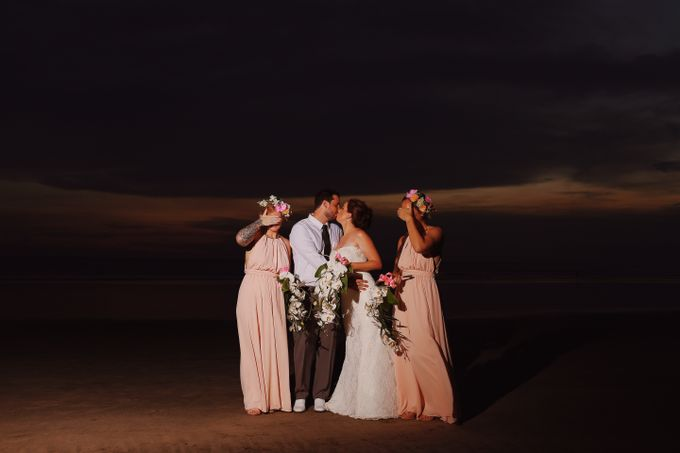 The Wedding of Jay & Rebecca by PMG Hotels & Resorts - 036