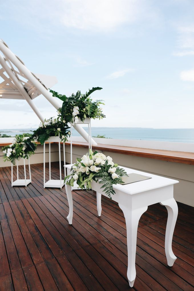 The Wedding of Jay & Rebecca by PMG Hotels & Resorts - 018