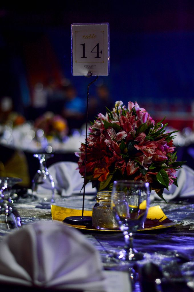 Fiftieth Birthday Party by Alfonso's Catering - 002