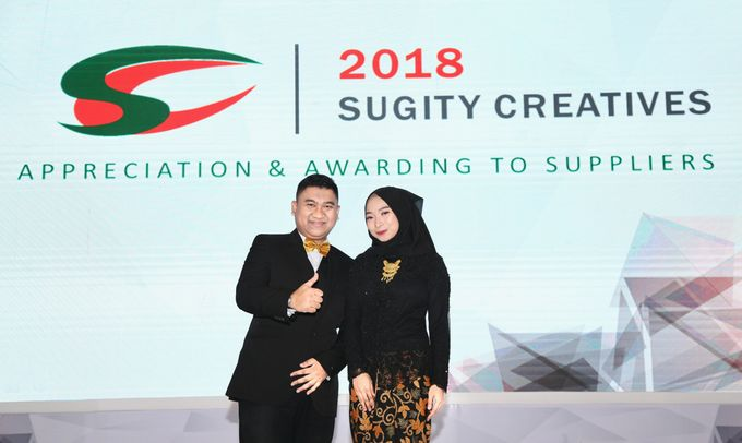 Sugity Appreciation and Awarding to Supplier 2018 by Pullman Jakarta Indonesia - 009