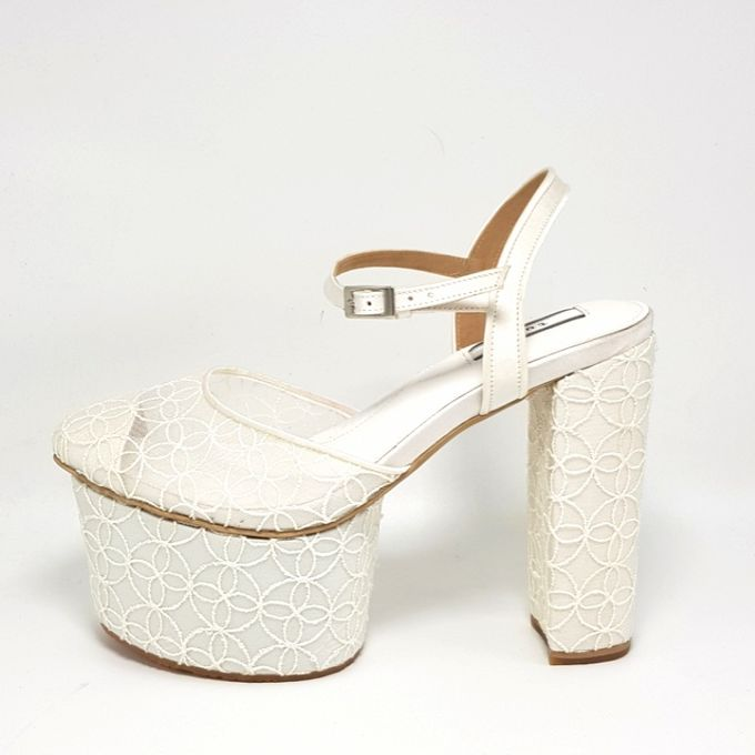 TOTE WHITE - CATHERINE by toteshoes - 003