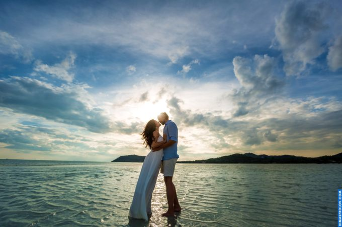 Engagement photography by Dimas Frolov - 002