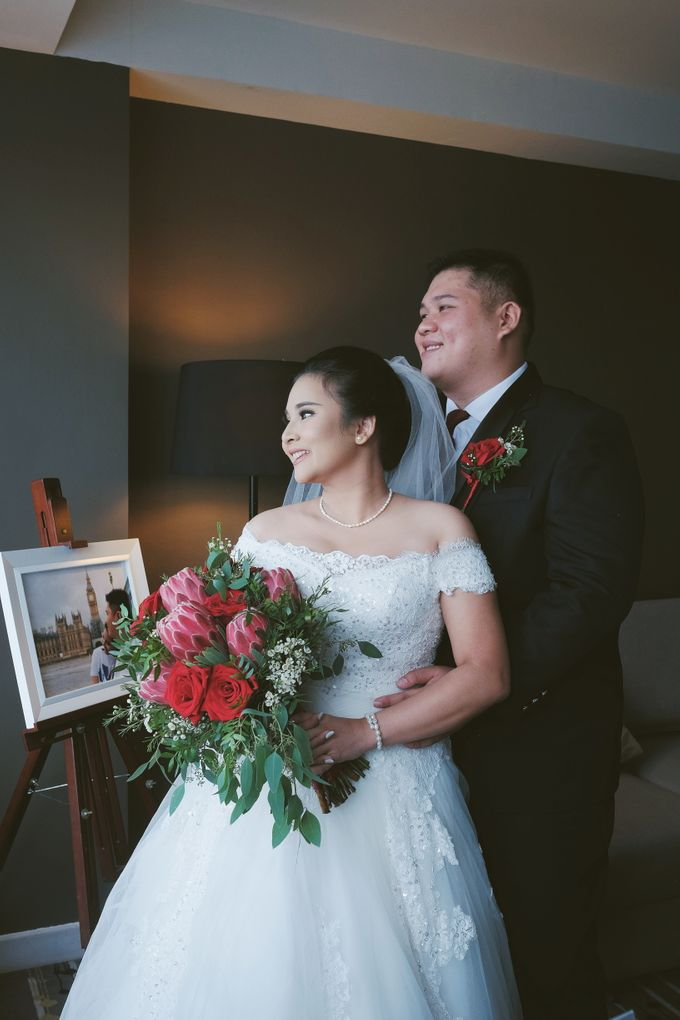 The Wedding of Ms. Devina by Tiffany's Flower Room - 004