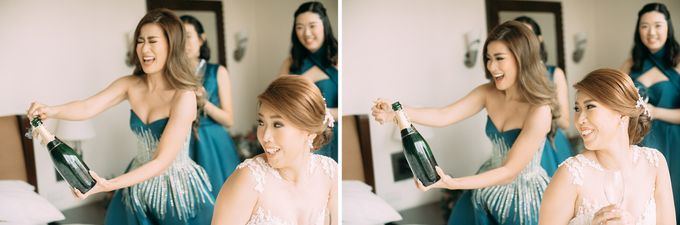 Jessika & Nox Wedding by The Daydreamer Studios - 003