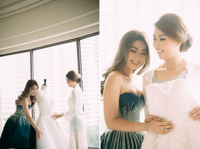 Jessika & Nox Wedding by The Daydreamer Studios - 004