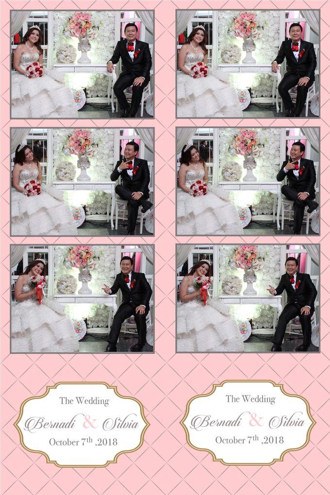 Bernadi & Silvia by Twotone Photobooth - 002