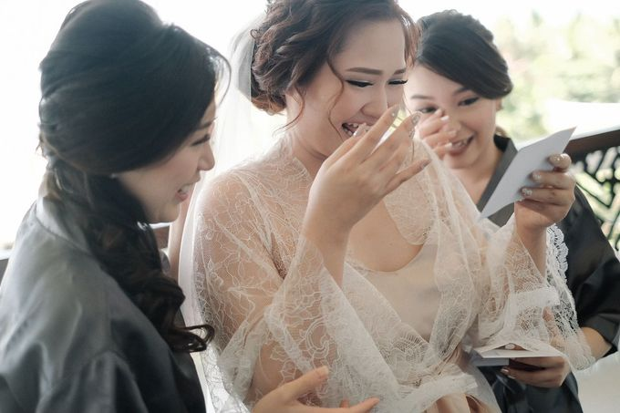 Wedding Day by Yos - Philip Janet by Sofitel Bali Nusa Dua Beach Resort - 011