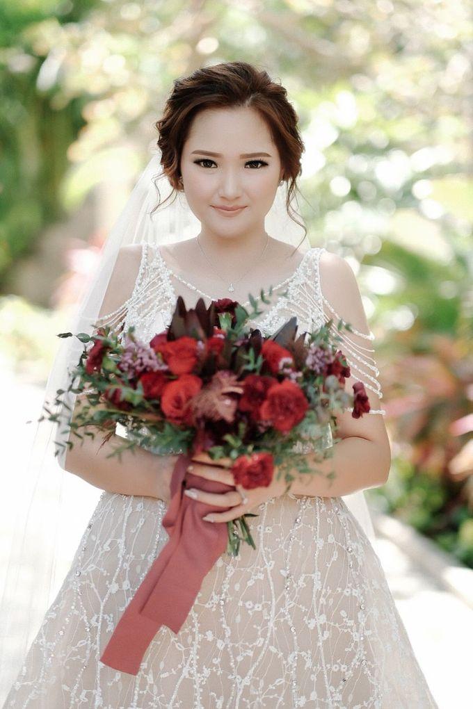 Wedding Day by Yos - Philip Janet by Sofitel Bali Nusa Dua Beach Resort - 012