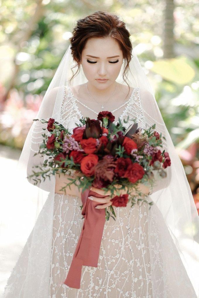Wedding Day by Yos - Philip Janet by Sofitel Bali Nusa Dua Beach Resort - 013