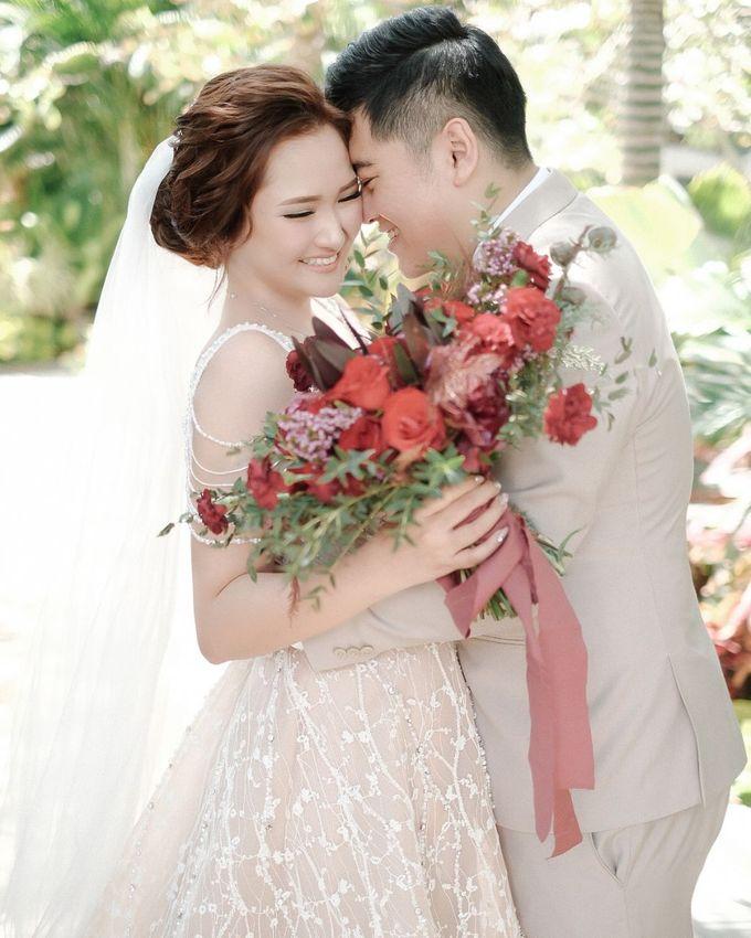 Wedding Day by Yos - Philip Janet by Sofitel Bali Nusa Dua Beach Resort - 016