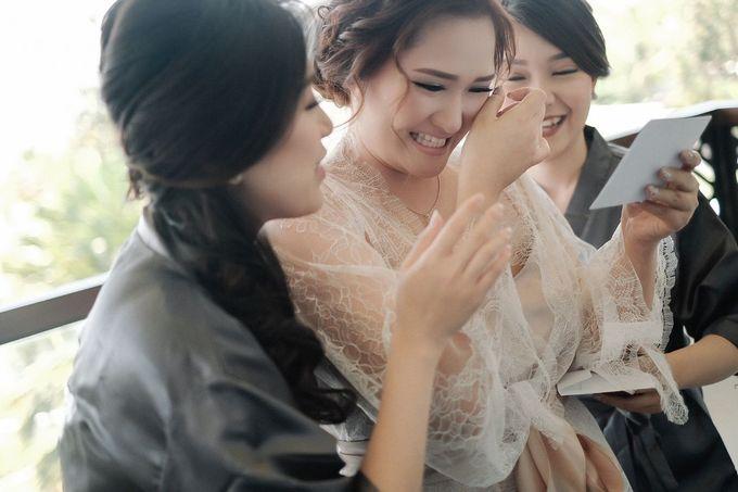 Wedding Day by Yos - Philip Janet by Sofitel Bali Nusa Dua Beach Resort - 017