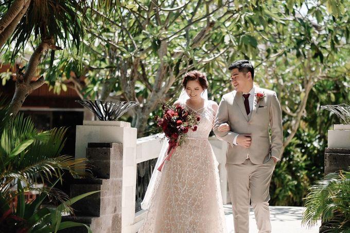 Wedding Day by Yos - Philip Janet by Sofitel Bali Nusa Dua Beach Resort - 018