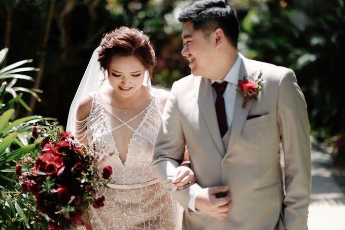 Wedding Day by Yos - Philip Janet by Sofitel Bali Nusa Dua Beach Resort - 019