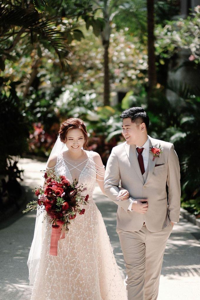 Wedding Day by Yos - Philip Janet by Sofitel Bali Nusa Dua Beach Resort - 020