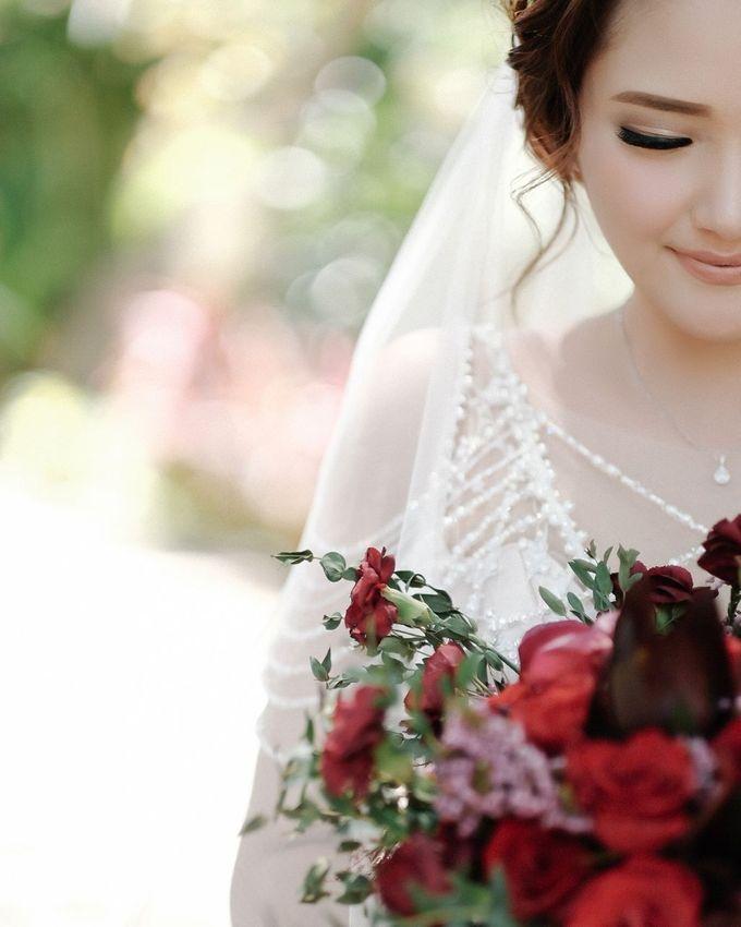 Wedding Day by Yos - Philip Janet by Sofitel Bali Nusa Dua Beach Resort - 001